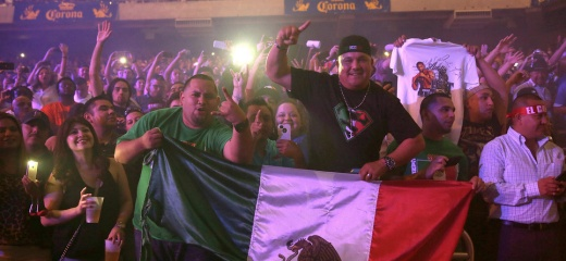 mexican-fans