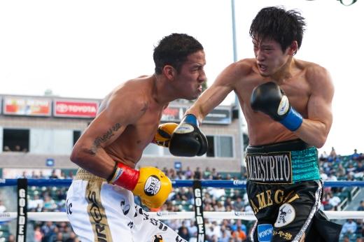 Johan Perez vs Yoshihiro Kamegai