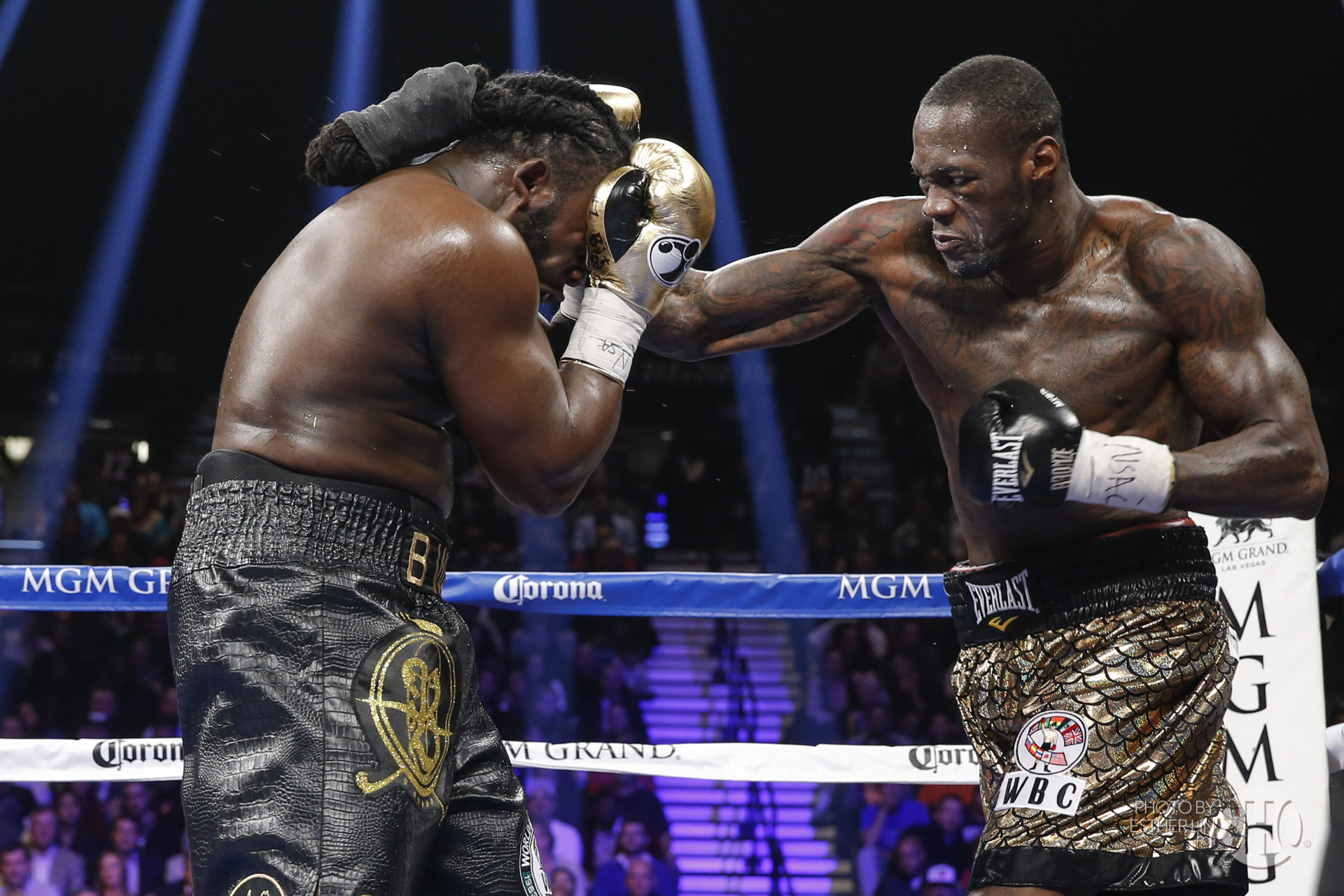 Deontay Wilder Brings The Heavyweight Championship Back To