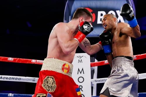 Ievgen Khytrov vs Maurice Louishome